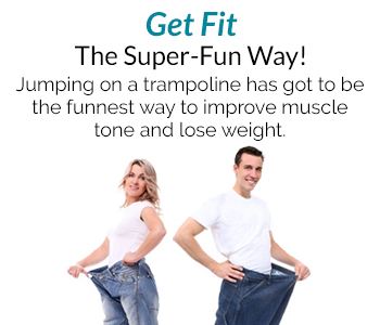 Get Fit - The Super Fun Trampoline Way