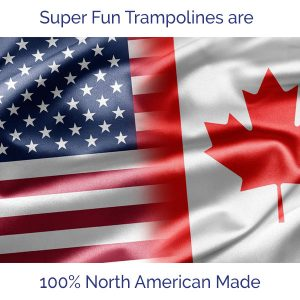100 Percent North American Made