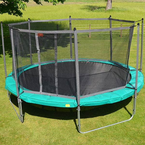 Super Fun Trampoline