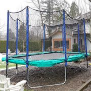 Super Fun Trampoline – Rectangular Safety Net