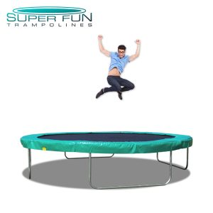 Super Fun Trampolines - 14ft Super Bounce
