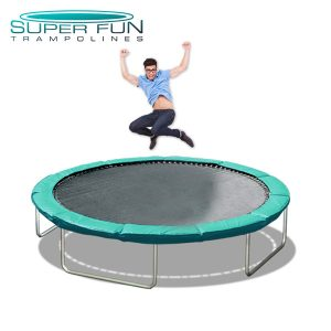 Super Fun Trampolines - 17ft XL Big Air