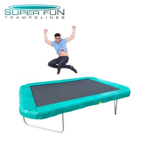 Super Fun Trampolines - Extreme 12ft x 15ft Max Air