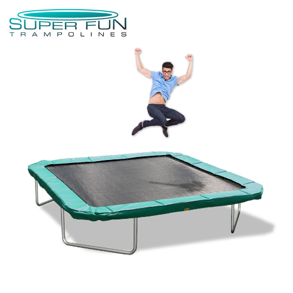 Super Fun Trampolines – Extreme 14ft XT