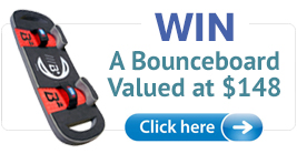Win a Bounceboard